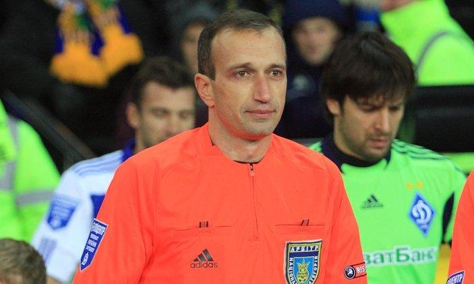 Известный футбольный арбитр отсудил матч на «Суперкубок» оккупантов Крыма