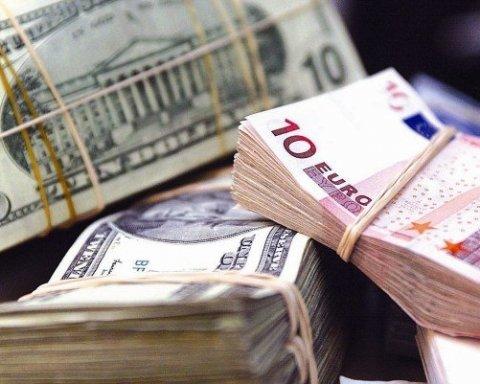 НБУ отменил лимит на получение иностранной валюты для физических лиц