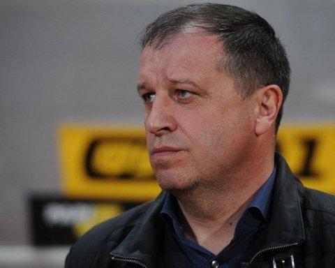 Тренер Зорі пішов у відставку, але повернувся в команду через два дні