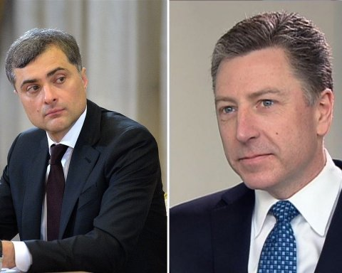 Лавров анонсував зустріч Волкера та Суркова незабаром