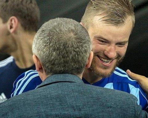 Президент «Динамо» звернувся до Андрія Ярмоленка з приводу переходу у «Борусію»