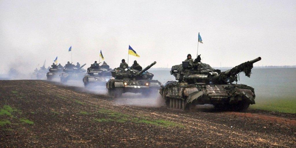 Алексей Арестович о полномасштабном наступлении ВСУ: Это объединение четырех факторов