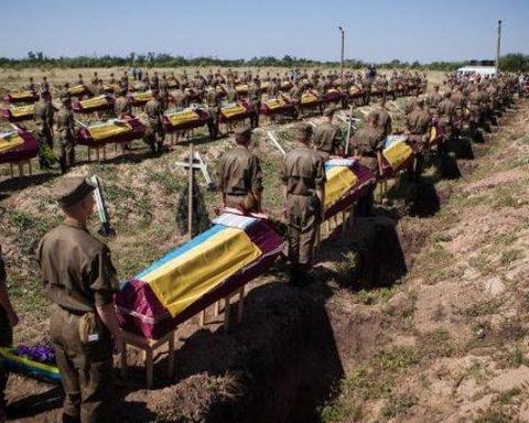 Украина потеряла тысячу бойцов в Иловайске: обнародованы жуткие данные