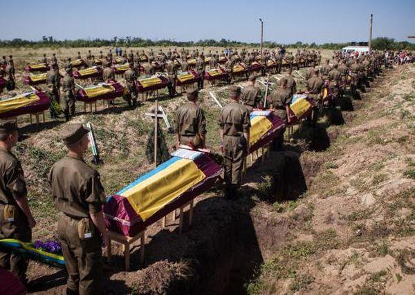 Україна втратила тисячу бійців у Іловайську: оприлюднено моторошні дані
