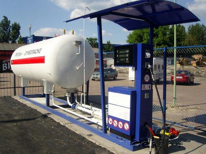 Автомобільний газ в Україні б'є цінові рекорди
