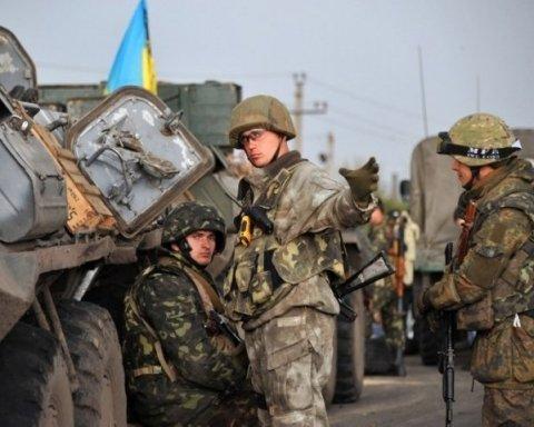 Троє військових ЗСУ під час обстрілів отримали поранення на Донбасі