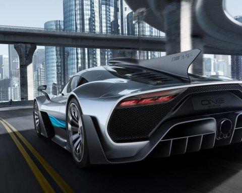 Mercedes представила новий шикарний гіперкар за 3 мільйони доларів (відео)