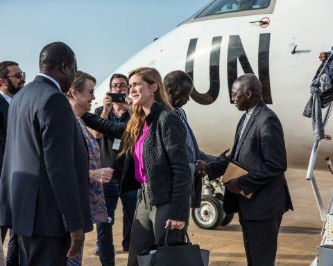 Amnesty International обвинила Украину в незаконных поставках оружия в Южный Судан