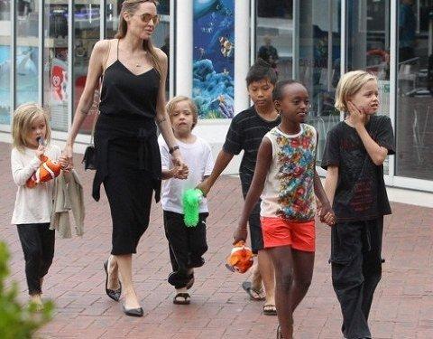 Брэд Питт поразил заявлением о потере контроля Джоли
