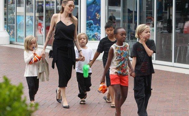 Бред Пітт вразив заявою про втрату контролю Джолі