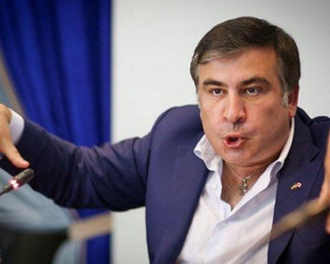 Рэп от Саакашвили порвал сеть (видео)