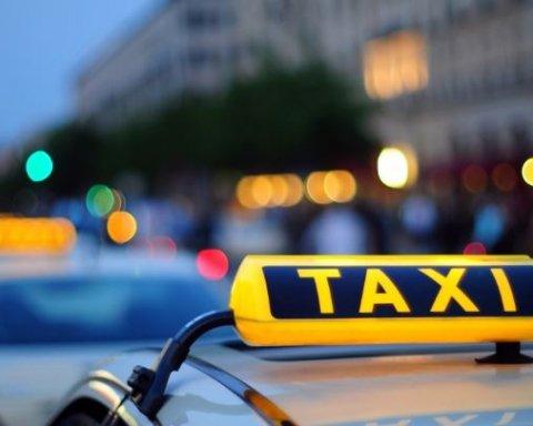 Київське таксі запрацює по-новому