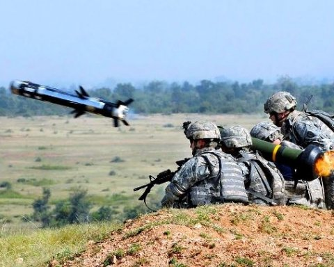 Сотни ракет и десятки установок: Javelin едут в Украину