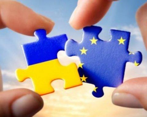 Стало відомо, як посадовці ЄС відреагували на асоціацію з Україною