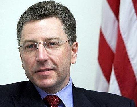 Волкер заговорил о прогрессе в решении вопроса войны на Донбассе