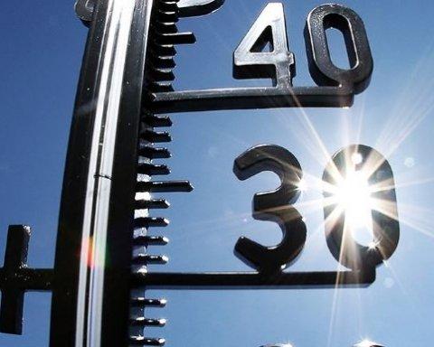 Сегодняшний день в столице бьет рекорды по жаре
