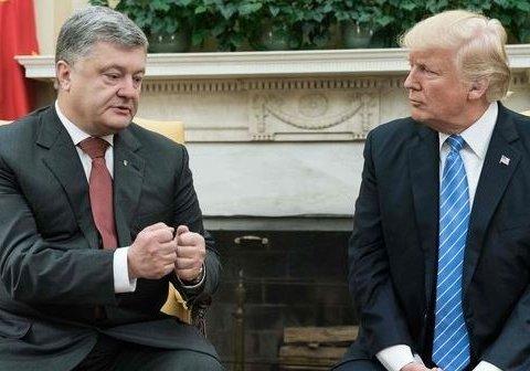 Волкер озвучил детали встречи Порошенко с Трампом
