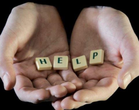 Киян просять допомогти пораненим бійцям АТО