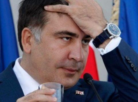 У Саакашвілі повідомили про затримання прес-секретаря партії