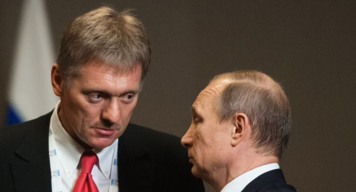 В Кремле отреагировали на встречу лидеров нормандского формата без Путина