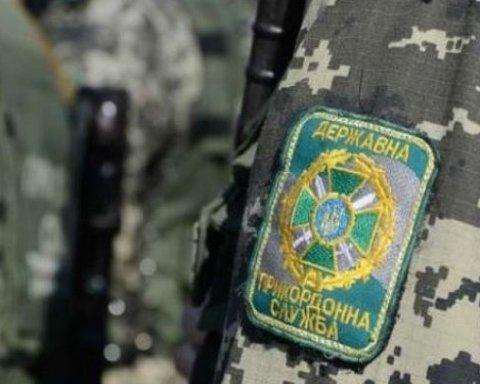 """У Держприкордонслужбі пояснили """"затримання"""" прес-секретаря партії Саакашвілі"""