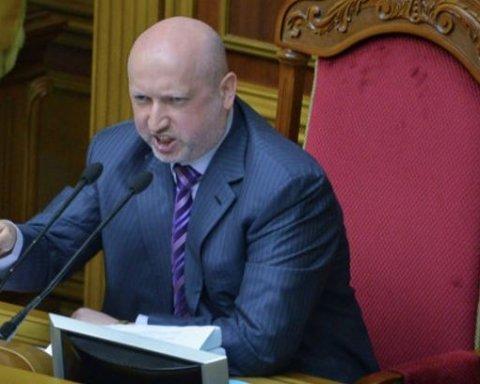 Российский пранкер попытался подставить Турчинова перед Волкером