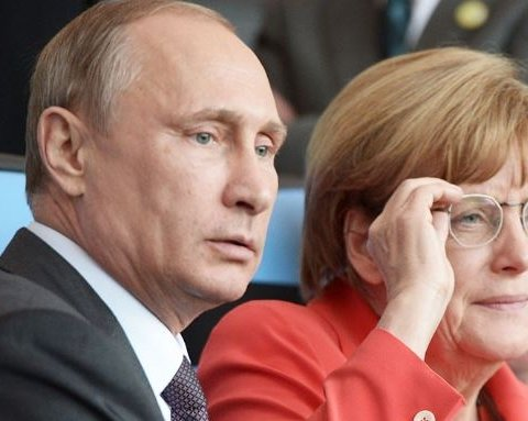 Меркель поділилася очікуваннями від зустрічі з Путіним