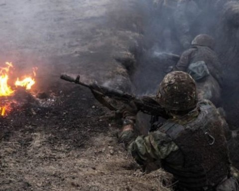 Миттєво: показали кадри смертельного удару ЗСУ по бойовиках на Донбасі