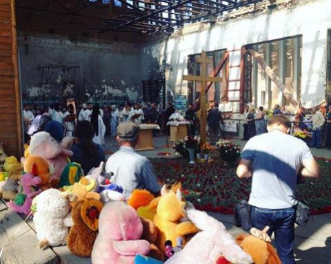 В Росії вшанували пам'ять жертв теракту в Беслані, є фото і відео