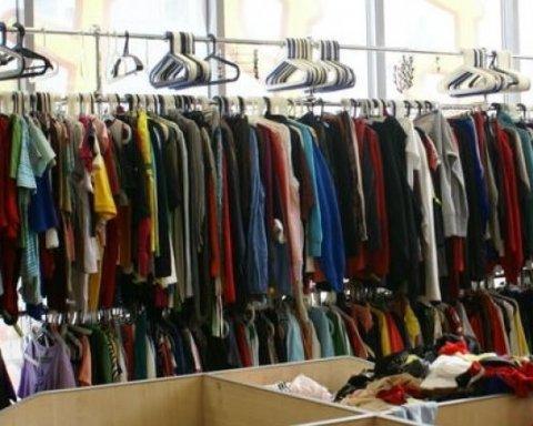 Украинцы массово одеваются в секонд-хенде