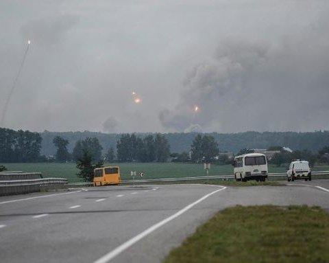 Вибухи під Вінницею: В зоні НС закрили потенційно небезпечні об'єкти, школи та дитсадки