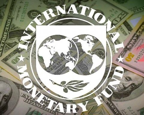 В МВФ назвали условие очередного транша