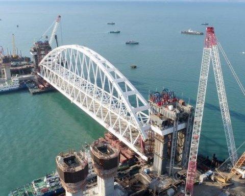Прокуратура поразила заявлением о вреде строительства Керченского моста