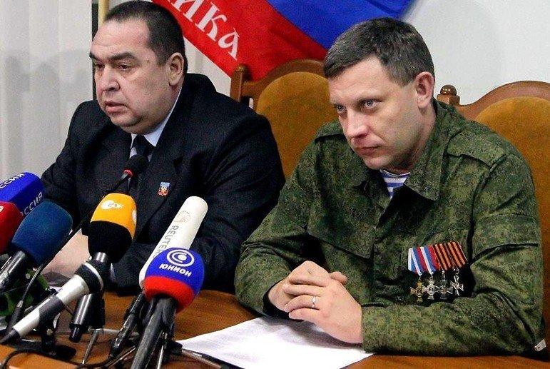 У Путіна сказали, ким замінять ватажків Донбасу