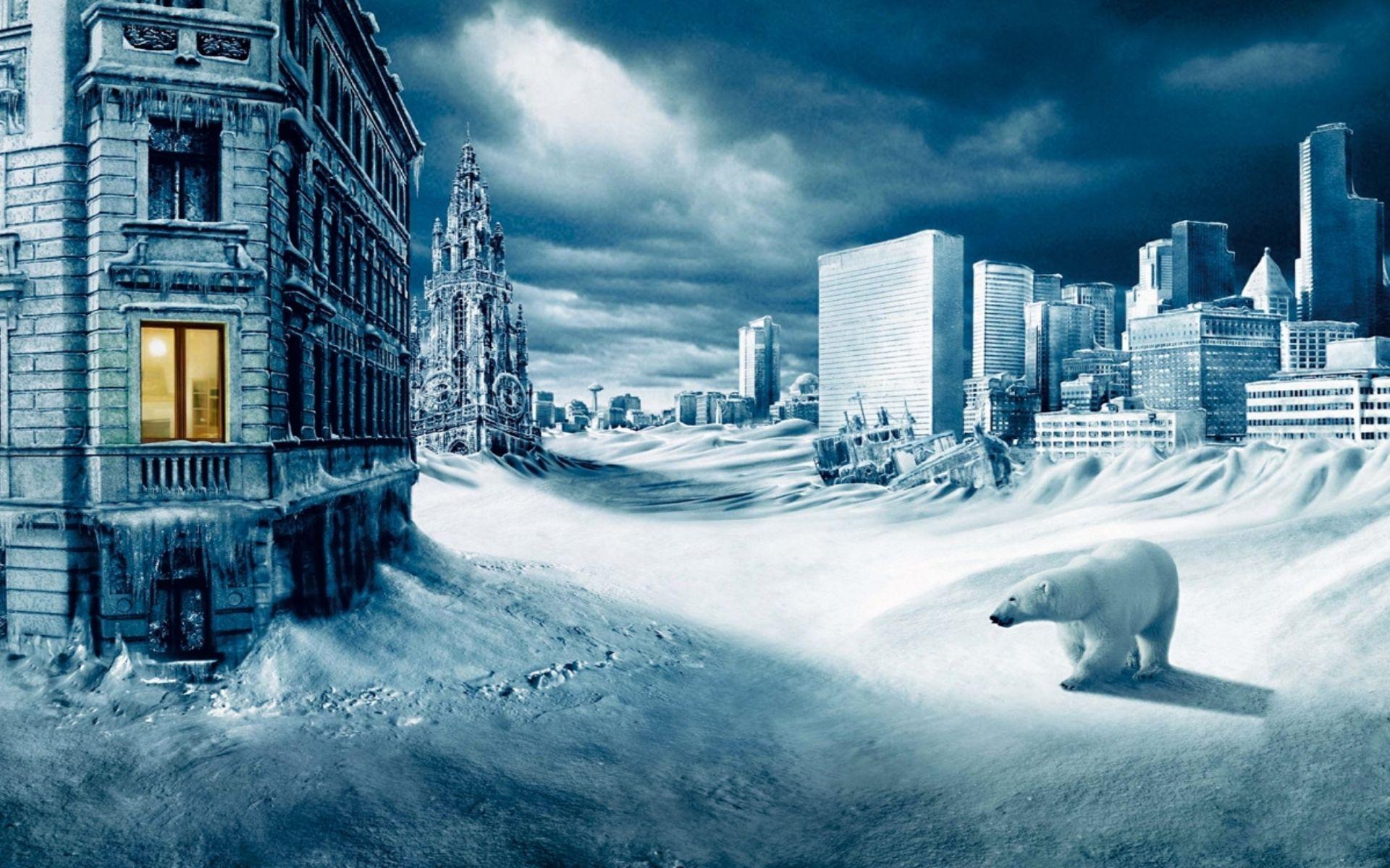 Вчені сказали, коли розпочнеться новий льодовиковий період