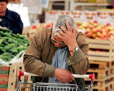 Украинцев предупредили о существенном подорожании продуктов