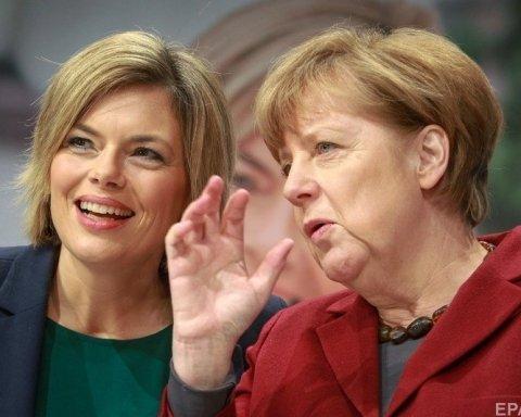 В Німеччині заявили про хакерську атаку на партію Меркель