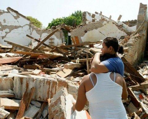 Землетрус у Мексиці: у мережу потрапило приголомшливе відео