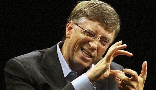 Билл Гейтс извинился засоздание сочетания клавиш Ctrl+Alt+Del