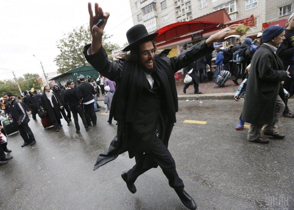 Мер Умані хоче заборонити хасидам святкувати Рош Ха-Шана в місті