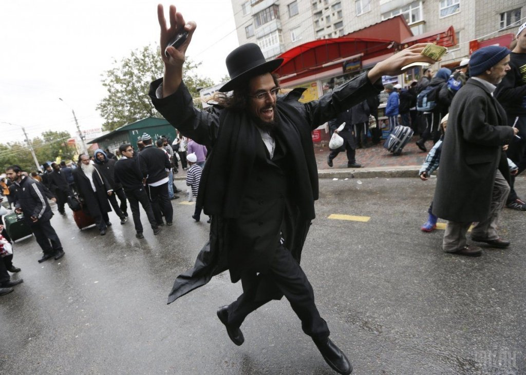 Україною проїдуть синагоги на колесах
