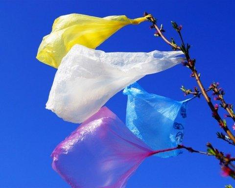 У Брюсселі ввели заборону на одноразові пластикові пакети