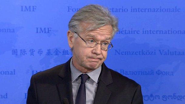 Порошенко изамглавы МВФ обсудили очередной транш для Украинского государства