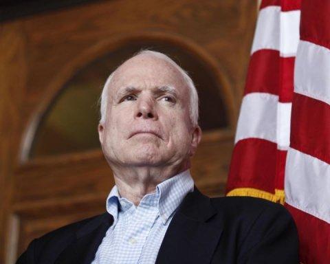 Лікарі озвучили невтішні прогнози для сенатора Маккейна
