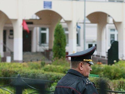 стрілянинf в школі в підмосковній Івантєєвці