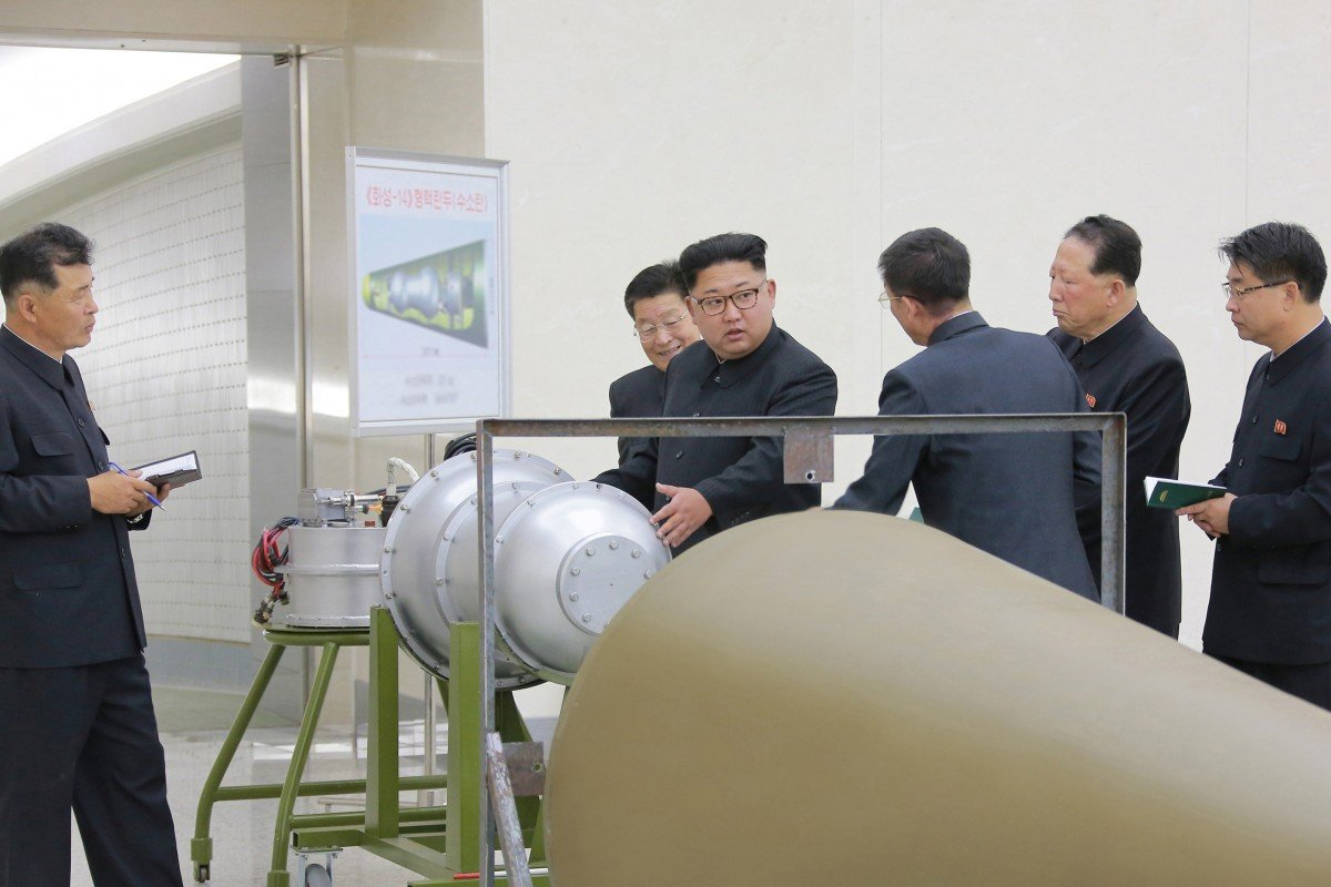США считают, что санкции наврядли изменят поведение Северной Кореи