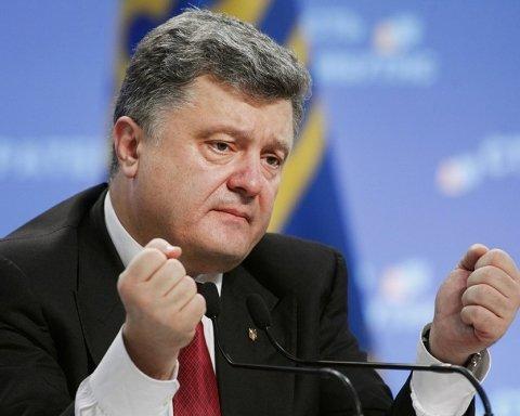 Порошенко сделал новое заявление по Крыму