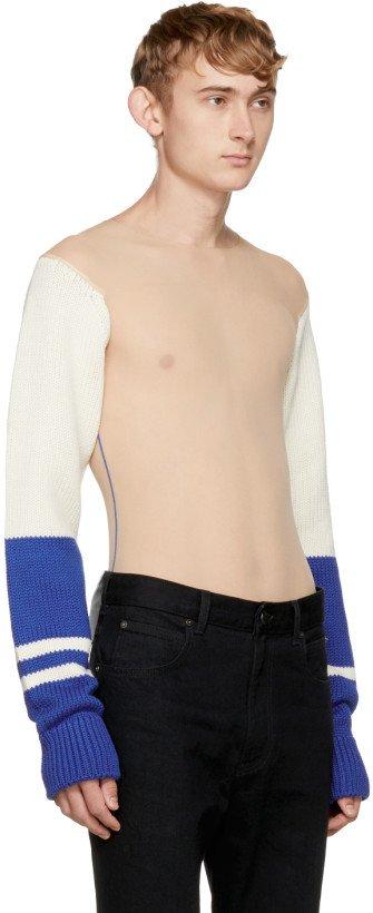 Появился свитер, который позволит ходить зимой голышом (фото)
