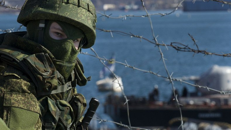 В РФ обещали Украине Крым