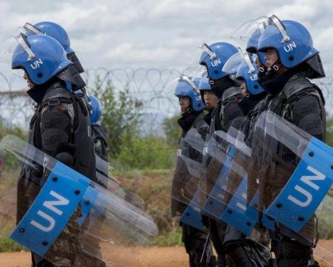 В США сделали новое заявление по миротворцев на Донбассе